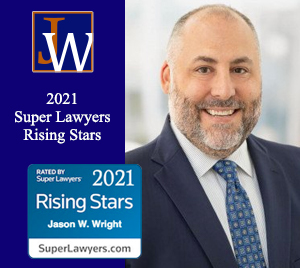 Texas divorce lawyer Jason Wright named SuperLawyers 2020 Rising Star