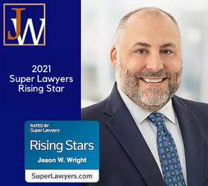 Texas divorce lawyer Jason Wright named SuperLawyers 2021 Rising Star